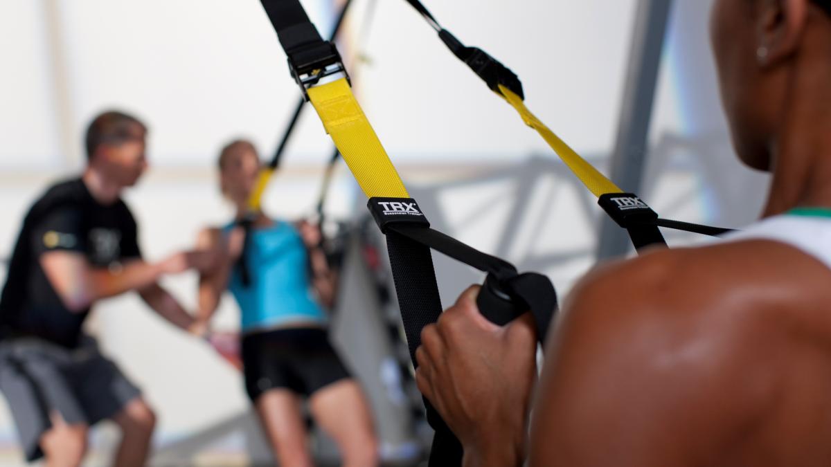 Функциональный тренинг: подвесные петли
